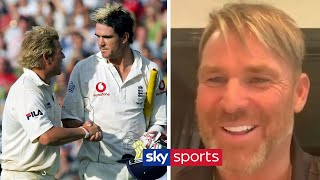 Shane Warne picks the best England XI from players he's faced! | Vodcast Special
