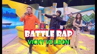 Download lagu Battle Rap: Vicky Prasetyo VS Leon | OKAY BOS (11/12/19) Part 3