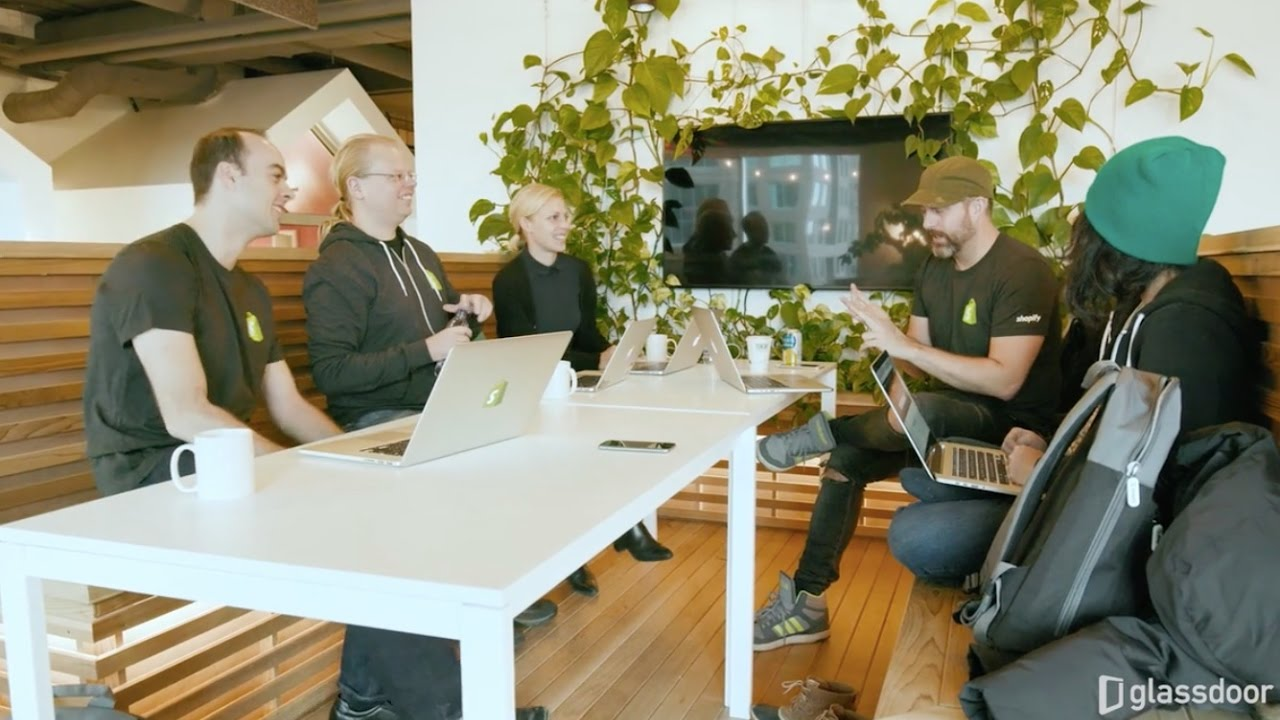 Glassdoor: Shopify #1 Best Place to Work in Canada 2017 ...
