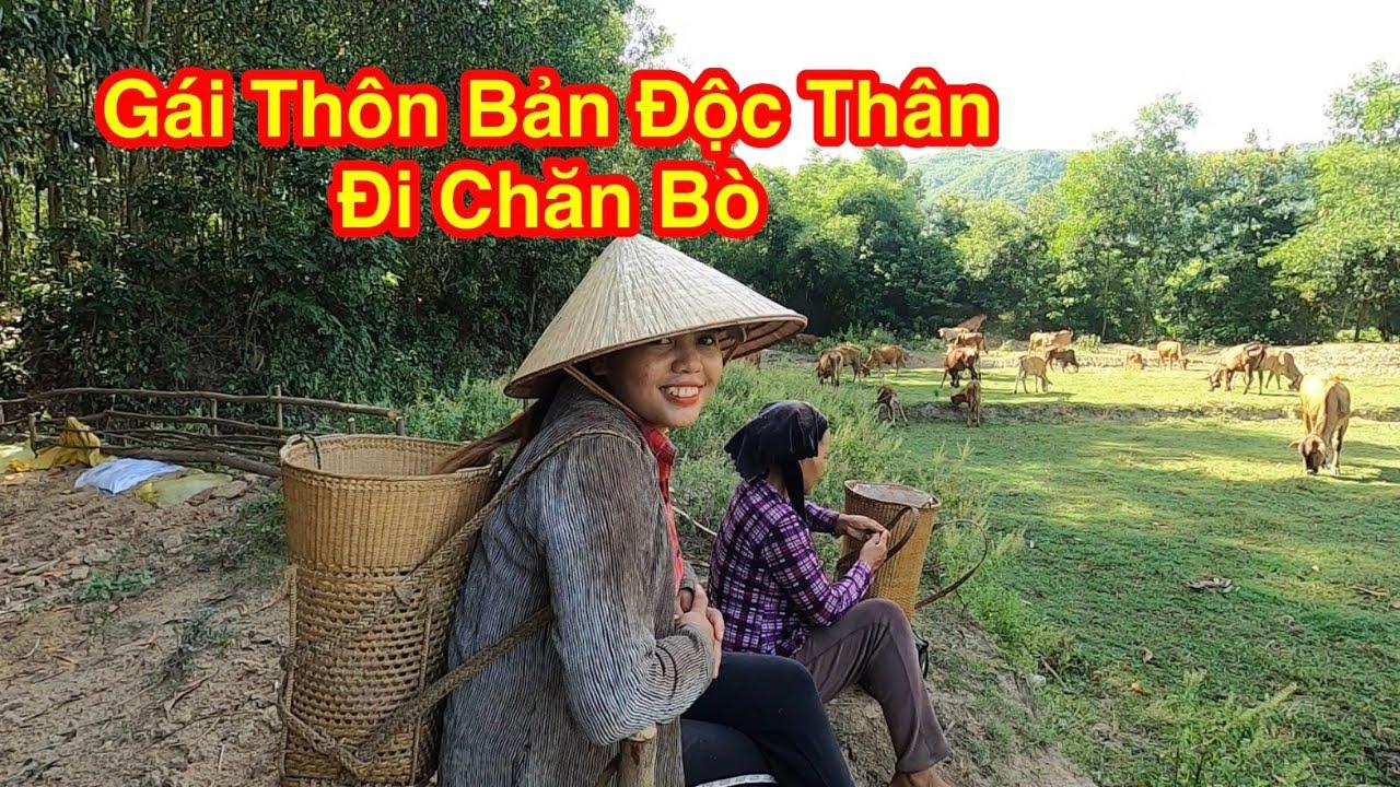 Hôm Nay Cô Út Cũng Đi Chăn Bò | Ytiet Official
