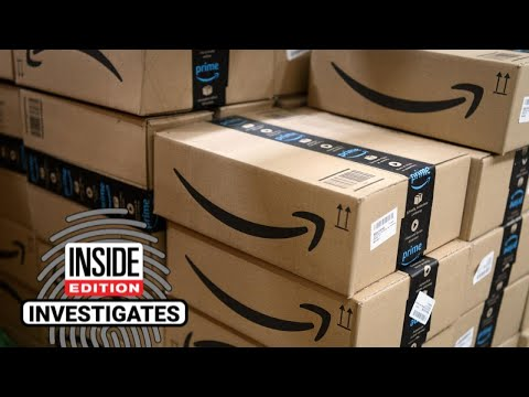 Theresa - Some Amazon Drivers Caught Violating Traffic Rules While Delivering Package