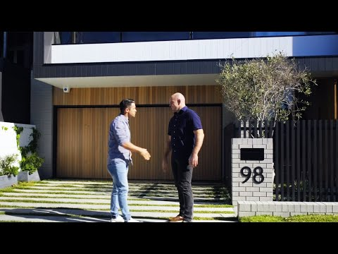 Former Wallabies captain Stephen Moore's sophisticated family home - Open Homes Australia