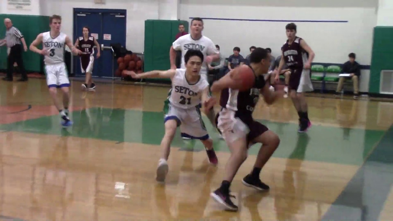 NCCS - Seton Catholic Boys  12-4-19