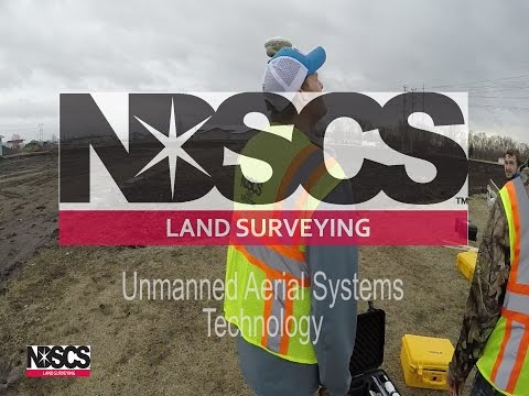 '16/'17 NDSCS Land Surveying and Civil Tech Drone Projects