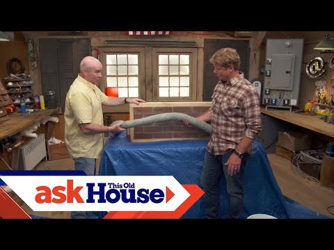 How to Clean Brick with Acid | Ask This Old House