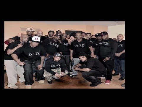 D.I.T.C ENT. CYPHER W/ DJ PREMIER 2013
