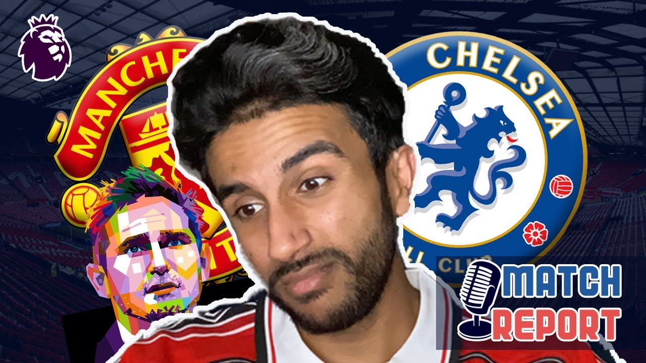 Manchester United vs. Chelsea - Football Match Report - October 24 ...
