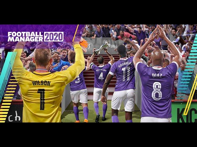 Football Manager 2020 (видео)