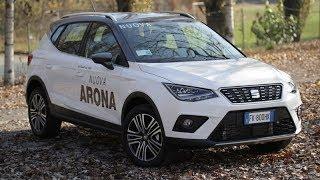 Seat Arona 1.0 EcoTSI 115 cv Xcellence Test Drive