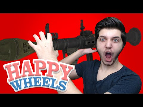 RPG!! - Happy Wheels #4