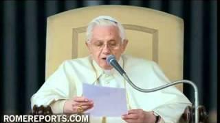 Benedicto XVI propone a Alfonso María de Ligorio como ejemplo de sacerdote santo