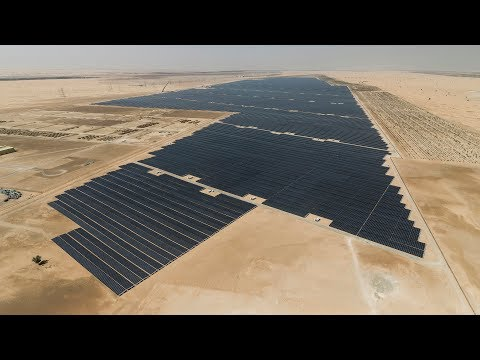 Construction Week In Focus: Construction tender for Abu Dhabi's 2GW solar plant issued
