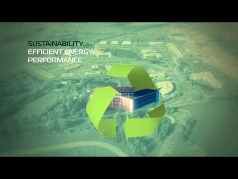 Glass Canvas - Promo Video of Cambridge Research Park