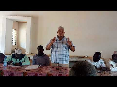 "Hon Sharif in Lamu East "" Operation rudi shule"" Jubilee policy. Free education"