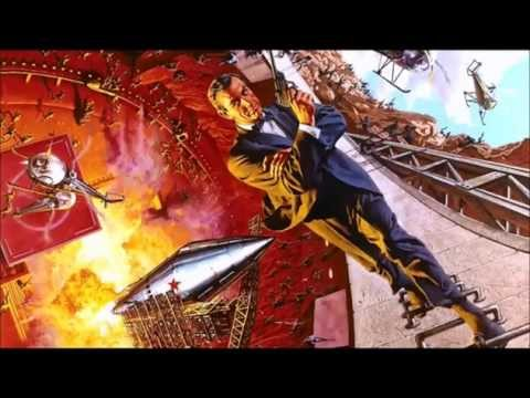 You Only Live Twice - Gunbarrel & James Bond In Japan HD