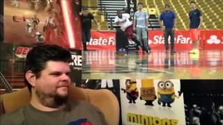 """""""Chris Paul & Aaron Rodgers Edition Dude Perfect"""" Reaction!"""