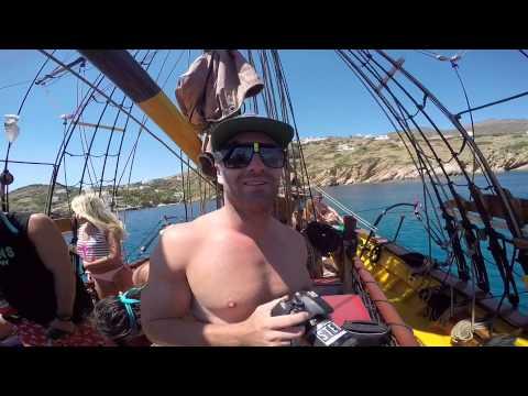 Sternsclothing Boat Party - IOS (Greek Islands)