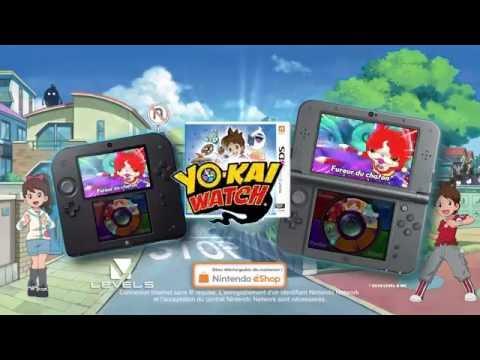Vidéo Spot TV NINTENDO 3DS Yokai - Damien Hartmann