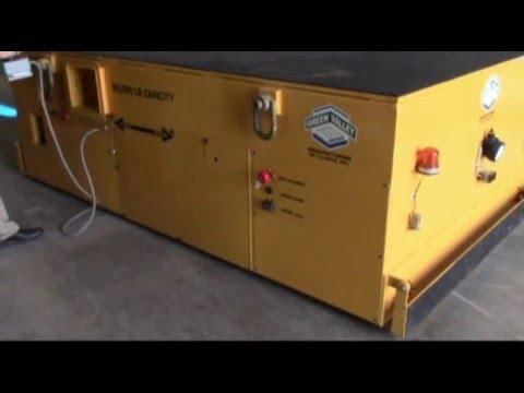 Titan Free Range Transporter  153340  80,000 lb Capacity