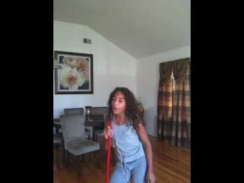 Karina Pasian-Slow motion(Snippet cover by Yaritza Lopez)