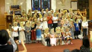 Chabad of South Bay Los Angeles Universal Preschool Program Graduation