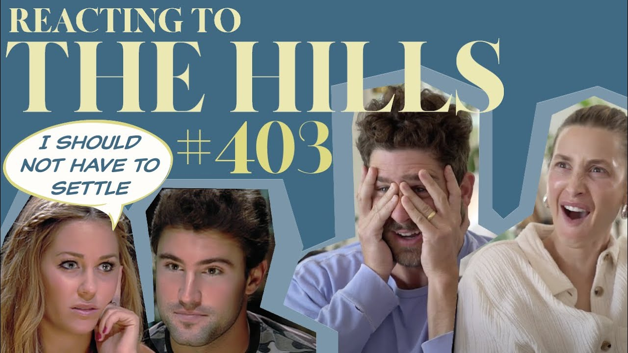 Download Reacting to 'THE HILLS' | S4E3 | Whitney Port