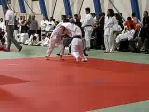 Gregory Mikitarian Judo 2008 Nikkei Games