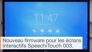 Comment fonctionne l'ecran interactif tactile
