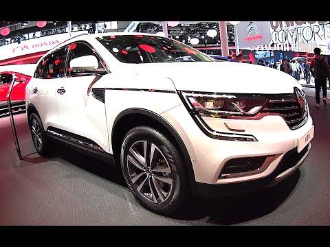 The new SUV Renault Koleos 2016, 2017 is Ready for the Beijing Auto Show, Renault Koleos 2016, 2017