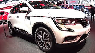 The new SUV Renault Koleos 2016, 2017 is Ready for the Beijing Auto Show, Renault...