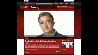 BBC Newsday interview - 21 May 2015