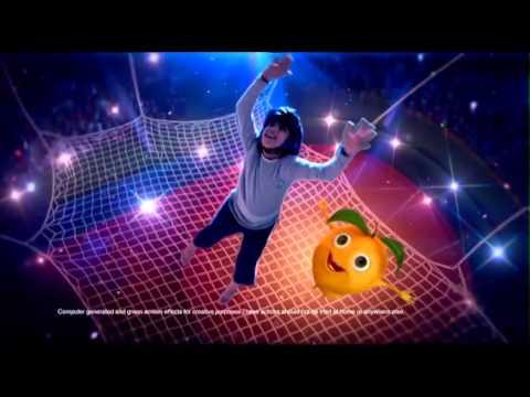 Candyman Fruitee Fun Circus