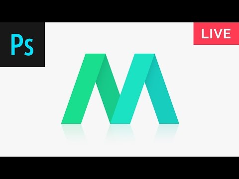 How to Design a Logo in Photoshop - YouTube