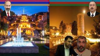 Армения и Азербайджан тридцать лет спустя .