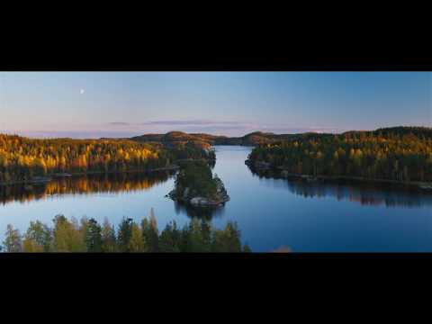 Tale of a Lake - beautiful Lake Saimaa region in Finland