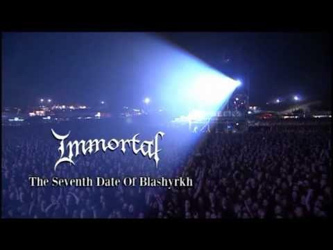 Immortal - 01 - The Sun No Longer Rises (Live)