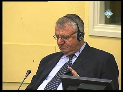 Further initial appearance - Šešelj (3rd contempt case ) - 11 November 2011
