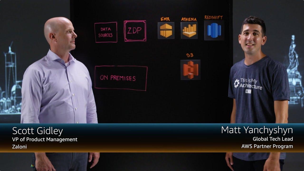 Zaloni: Simplifying your Big Data Solution on AWS