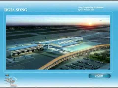 Hyderabad International Airport Signature (Theme) Song