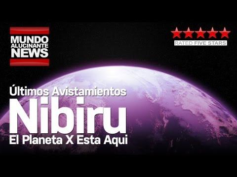 Nibiru el Planeta X ya es visible - Imagenes reales de Nibiru - La llegada del Planeta-X