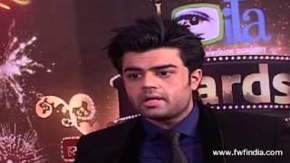 Indian Telly Awards (ITA) 2013 | Manish Paul