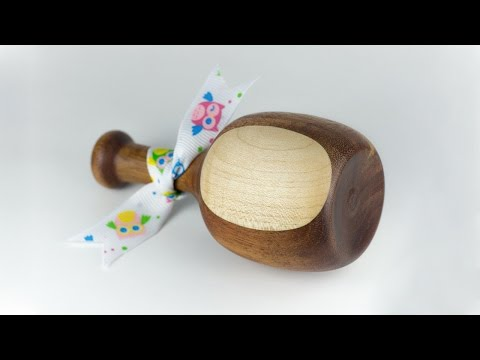 How to Make Wooden Rattle