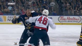 Michael Latta vs Nicolas Deslauriers Dec 28, 2015