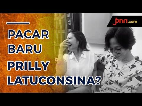Pradikta dan Prilly Latuconsina Mesra di Medsos, Pacaran?