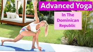 Advanced Yoga | Rebecca Louise