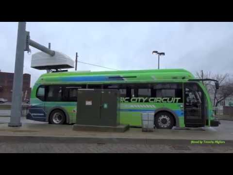 Electric Charging Bus/Buses in Nashville, Tennessee