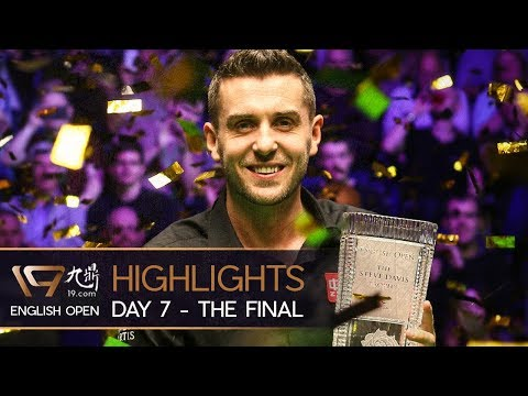 Selby Unstoppable In English Open Final | 19.com English Open Highlights - Day 7