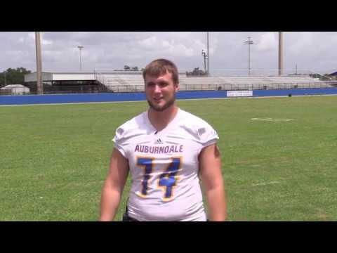 Athlete Spotlight: Joshua Haney from Auburndale Senior High School