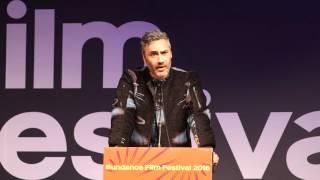 Sundance Film Festival 2016: Closing Awards Ceremony