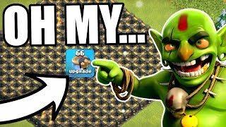 BEFORE vs AFTER............Clash Of Clans